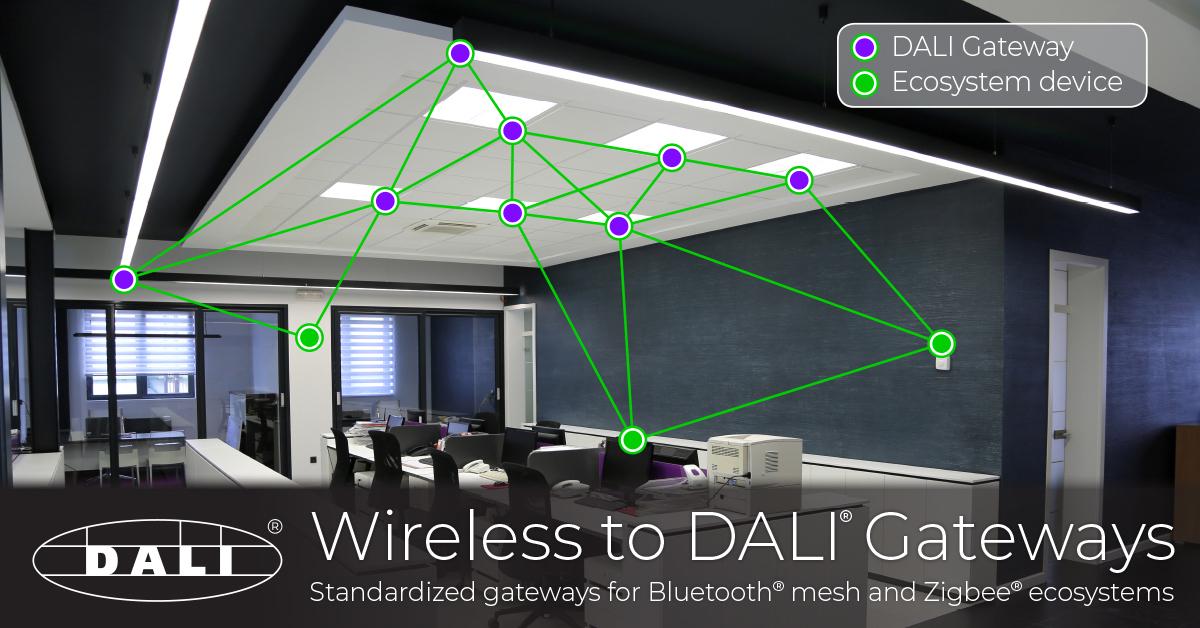DALI Wireless Gateways