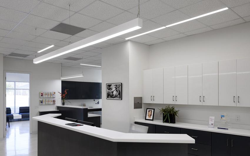 linear led light for residential