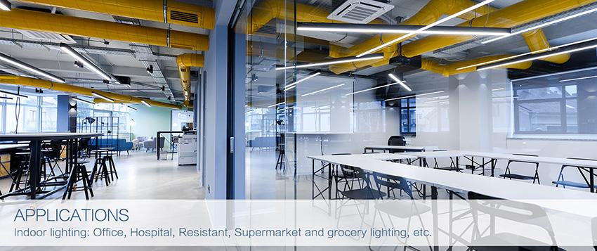 office led linear light