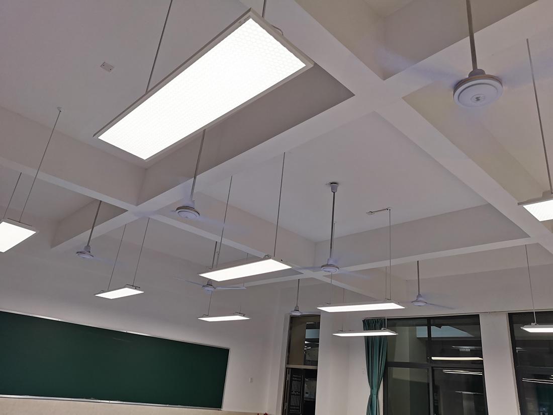 school led panel light